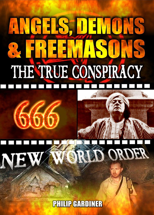 Angels, Demons And Freemasons: The True Consipiracy