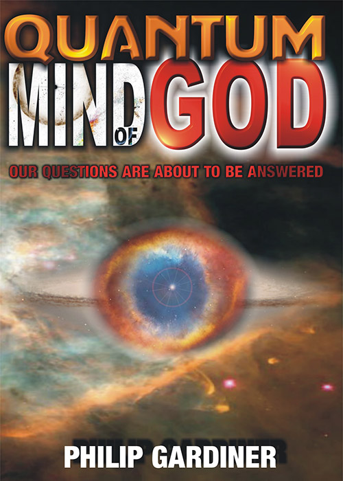 The Quantum Mind Of God