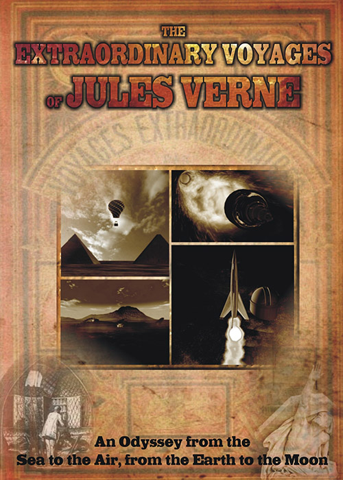 The Extraordinary Voyages - Jules Verne