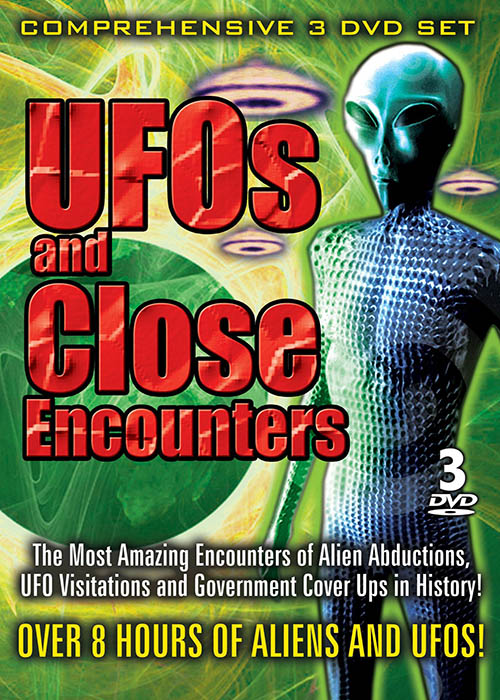 UFOs And Close Encounters Vol 1