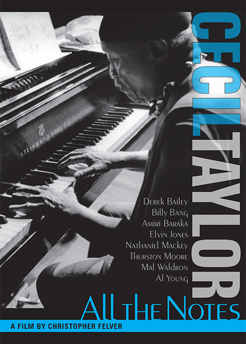 All The Notes Cecil Taylor