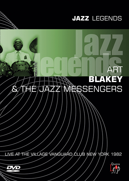 Art Blakey& Jazz Messenger Live