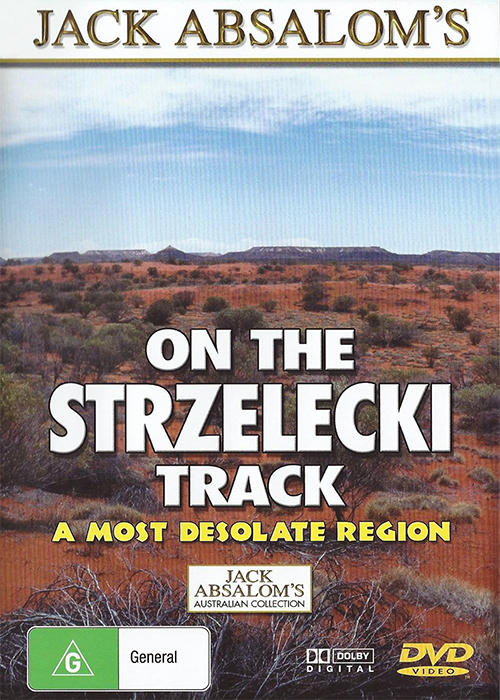 Australia Outback Journey - On The Strzelecki Track