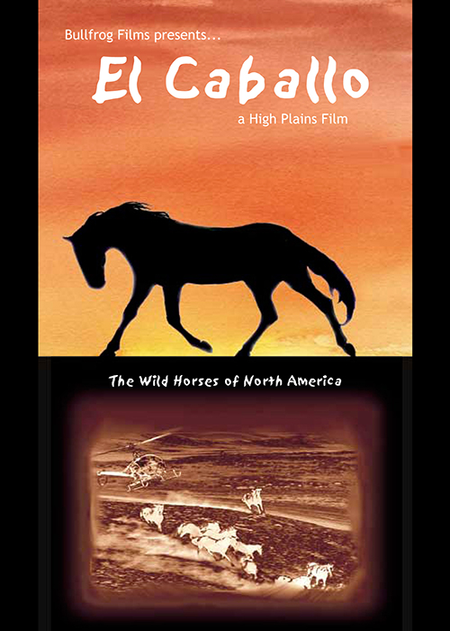 El Caballo - The Wild Horses Of North America