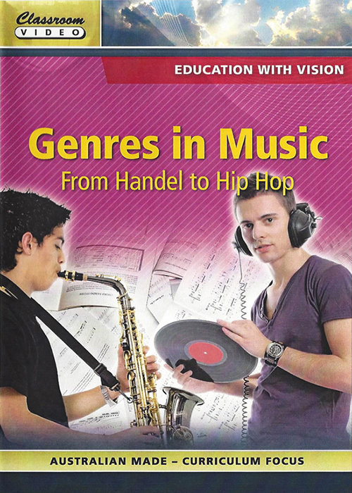 Genres In Music - From Handel To Hip Hop