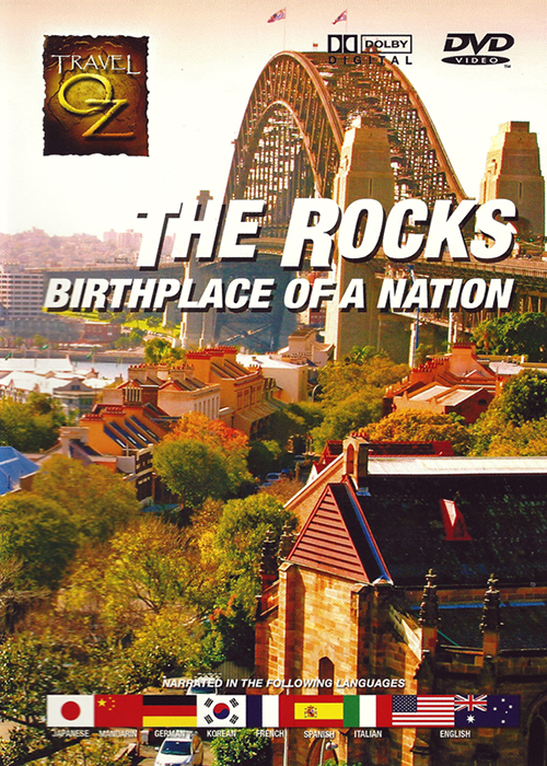 The Rocks - The Birthplace Of A Nation