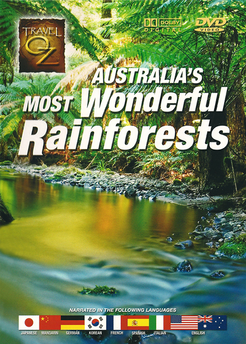 Travel Oz - Australia's Wonderful Rainforest