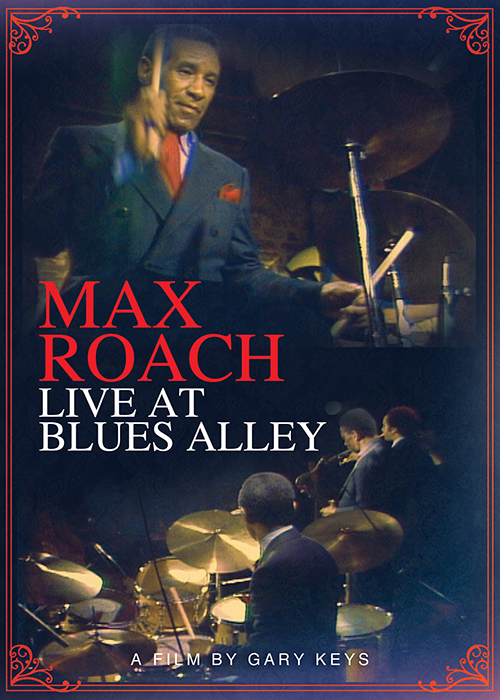 Max Roach Live At Blues Alley