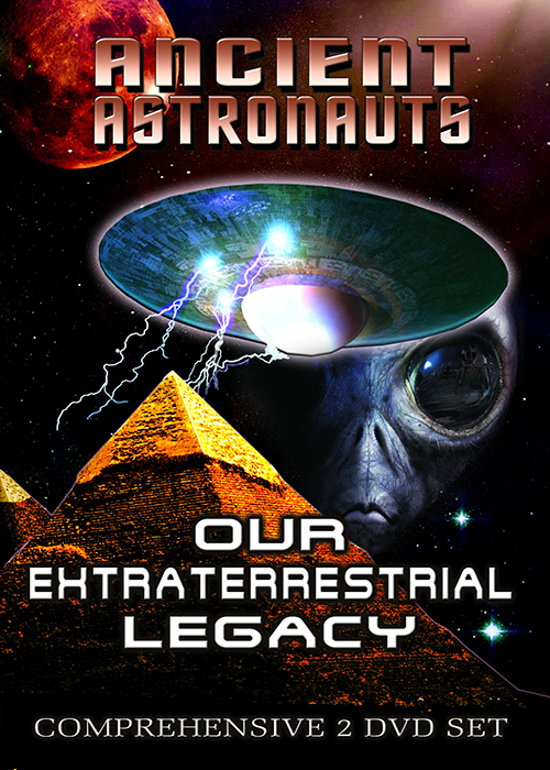 Ancient Astronauts - Our Extra Terrestrial Legacy Part 2
