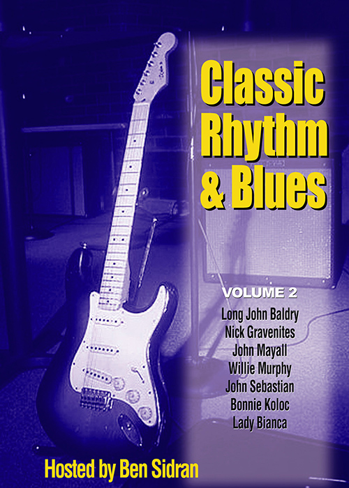 Classic Rhythm And Blues -With Ben Sidran Vol 1