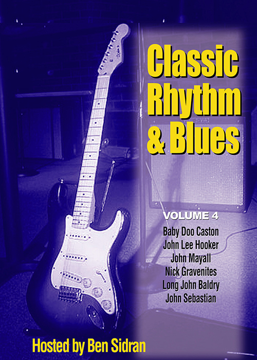Classic Rhythm And Blues Vol 4 - Hosted By Ben Sidran
